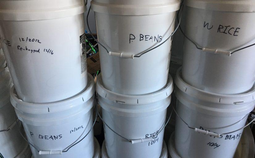 Food Buckets